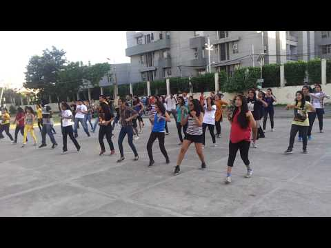 ARMY INSTITUTE OF LAW - FLASH MOB PERFORMANCE