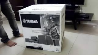 Yamaha YHT 1840 Unboxing - India