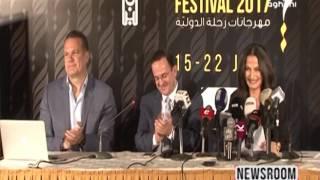 مهرجانات زحله الدولية تطلق برنامجها لهذا العام ويتضمن كل من نانسي عجرم ، راغب علامة وعاصي الحلاني