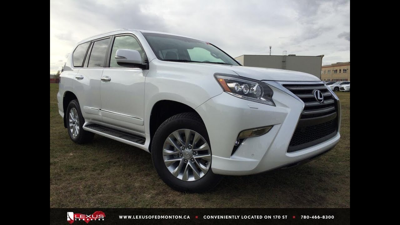 2016 lexus gx 460 4wd review youtube. Black Bedroom Furniture Sets. Home Design Ideas