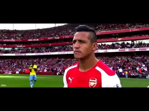 Download Alexis Sanchez Skills Goals Arsenal FC 2014 15 HD