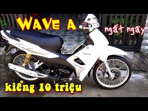 Wave a dọn kiểng bao đẹp với những món đồ nào ? Xe độ đẹp
