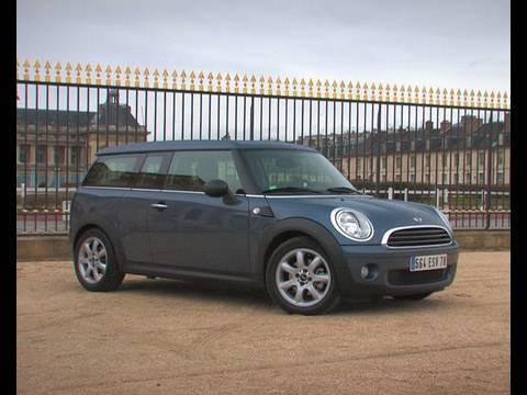 Essai Mini Clubman One 2010 Youtube