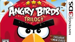 Angry Birds Trilogy Gameplay (Nintendo 3DS) [60 FPS] [1080p]
