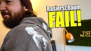 SIND DIE SALZKREBSE / TRIOPSE GESCHLÜPFT? & Rasierschaum PRANK Fail