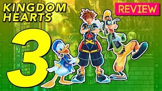 Kingdom Hearts III: The Kotaku Review Companion
