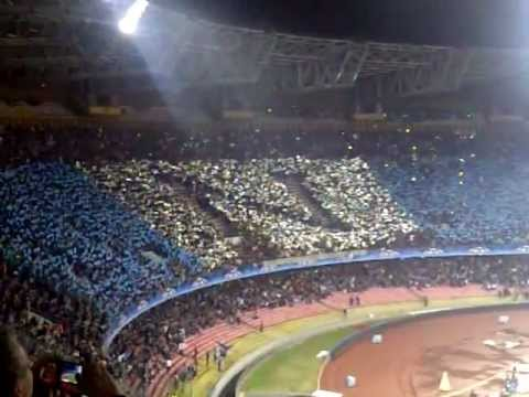 Napoli Manchester City Inno Champions League E Coreografia