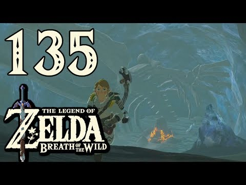 [135] Zelda: Breath Of The Wild - The Elusive Shrine - Let's Play (Wii U)