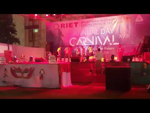 RIET JAIPUR #EK_NAI_SOOCH AWARD WINNING PERFORMANCE