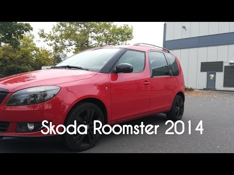 Обзор Skoda Roomster 2014  1of500