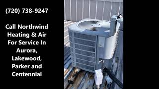 HVAC Contractors - Aurora, Centennial, Lakewood, Parker CO - Northwind Heating And Air