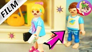 Playmobil Rodzina Wróblewskich Czy Hania ma STALKERA? Nieznajomy chłopak śledzi Hanię