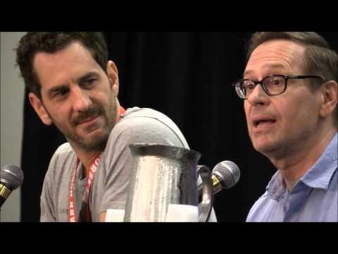 Aaron Abrams & Scott Thompson Dragon Con 2015 Panel Part 2