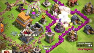 Clash of Clans One Thousand Subscriber Special Part 2: All Wallbreaker Raids!