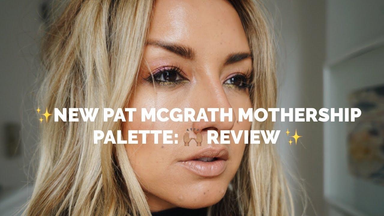 PAT MCGRATH MOTHERSHIP III: Subversive Palette {TRIED ...