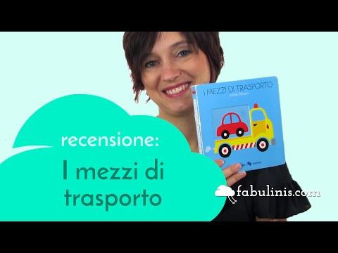 I mezzi di trasporto 🚗 libri per bambini illustrati