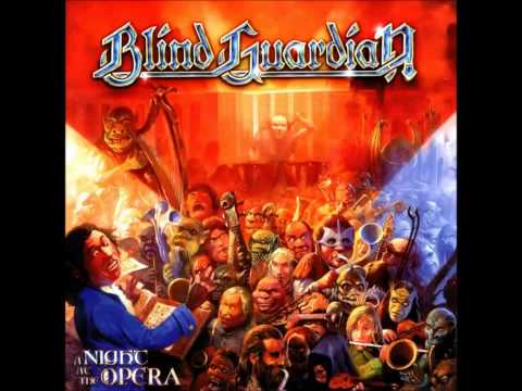 Blind Guardian - A Night At The Opera  (2002 FULL ALBUM)