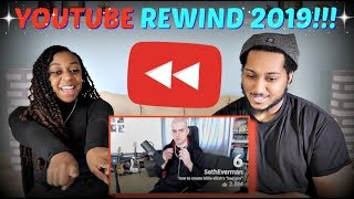 """YouTube Rewind 2019: For the Record"" REACTION!!! #YouTubeRewind"