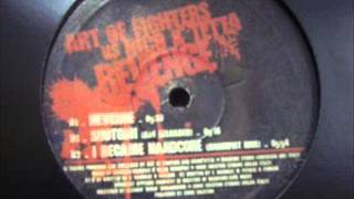 Art Of Fighters - I Became Hardcore (Angerfist Rmx)