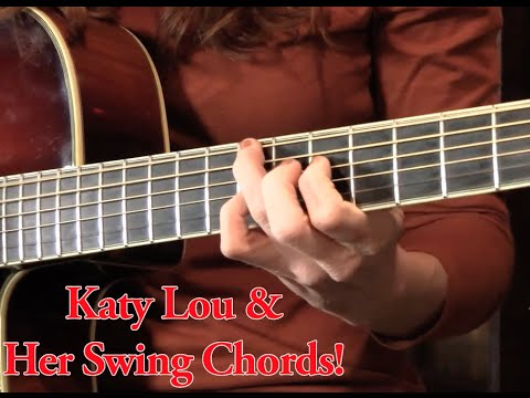 Mix - Swing Chords & Jingle Bells–Guitar Lesson!