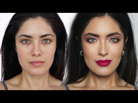 Full Coverage Foundation Routine | Melissa Alatorre