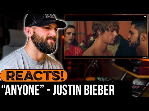 MUSICIAN REACTS to Justin Bieber - Anyone