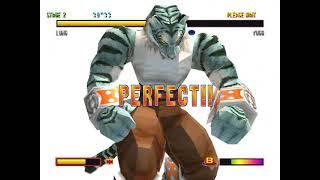 Bloody Roar 2 Gameplay - Long