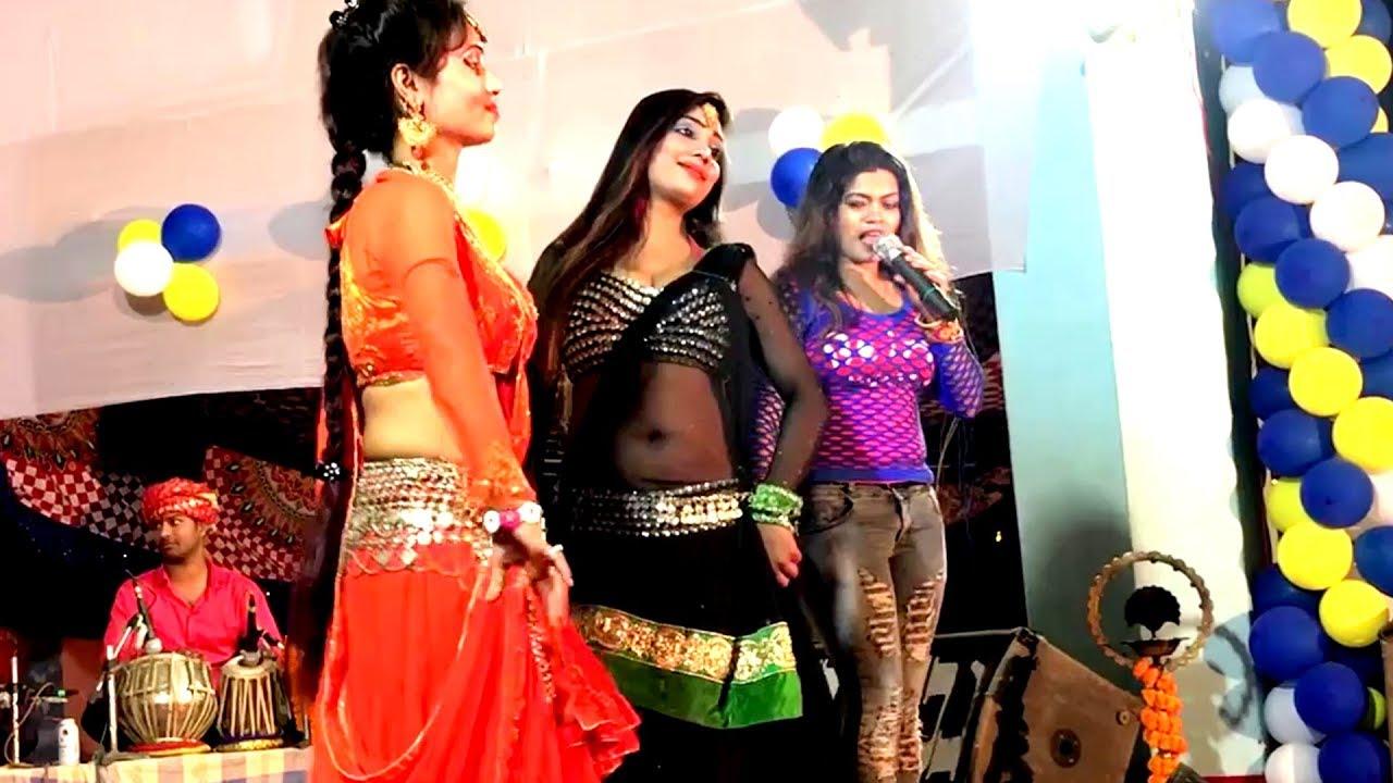 Download NISHA DUBEY | Devi Jagran | Khulhadiyan | Live Stage Show  2018 | PART 3