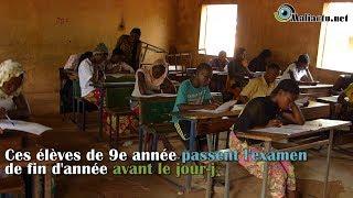 Mali : MJA Intellect prépare les élèves à réussir le DEF