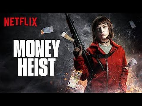 Download Money Heist - Part 1 | Official Trailer | Netflix