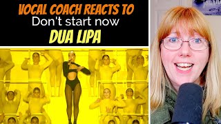 Baixar Vocal Coach Reacts to Dua Lipa 'Don't Start Now' Live MTV EMA 2019