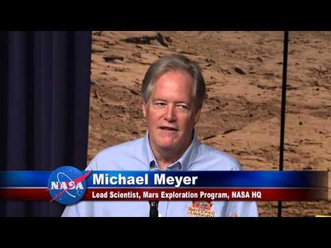 Curiosity's Mars Rock Drilling Discussed