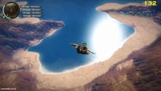 Just Cause 2 Basejump Max settings GTX 1050 Ti