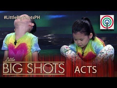Little Big Shots Philippines: Bea | 8-year-old Little Yogini