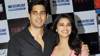Sidharth, Parineeti Promote 'Hasee Toh Phasee' at Thane | Trailer | Songs