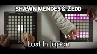 Shawn Mendes & Zedd - Lost In Japan // Launchpad Cover/Short Video