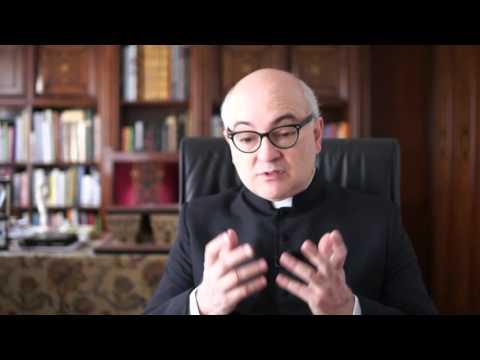 1 Entrevista Padre Fortea sobre el Apocalipsis