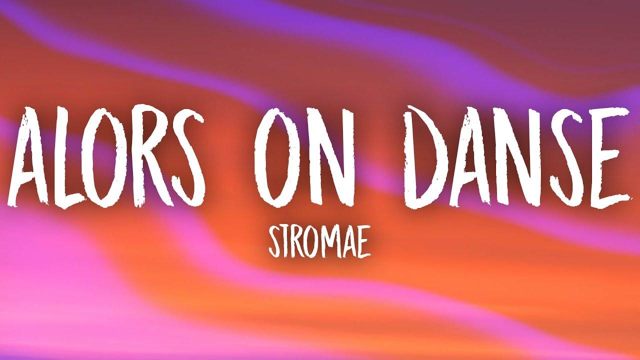 Stromae - Alors On Danse (Slowed/TikTok Remix) Lyrics