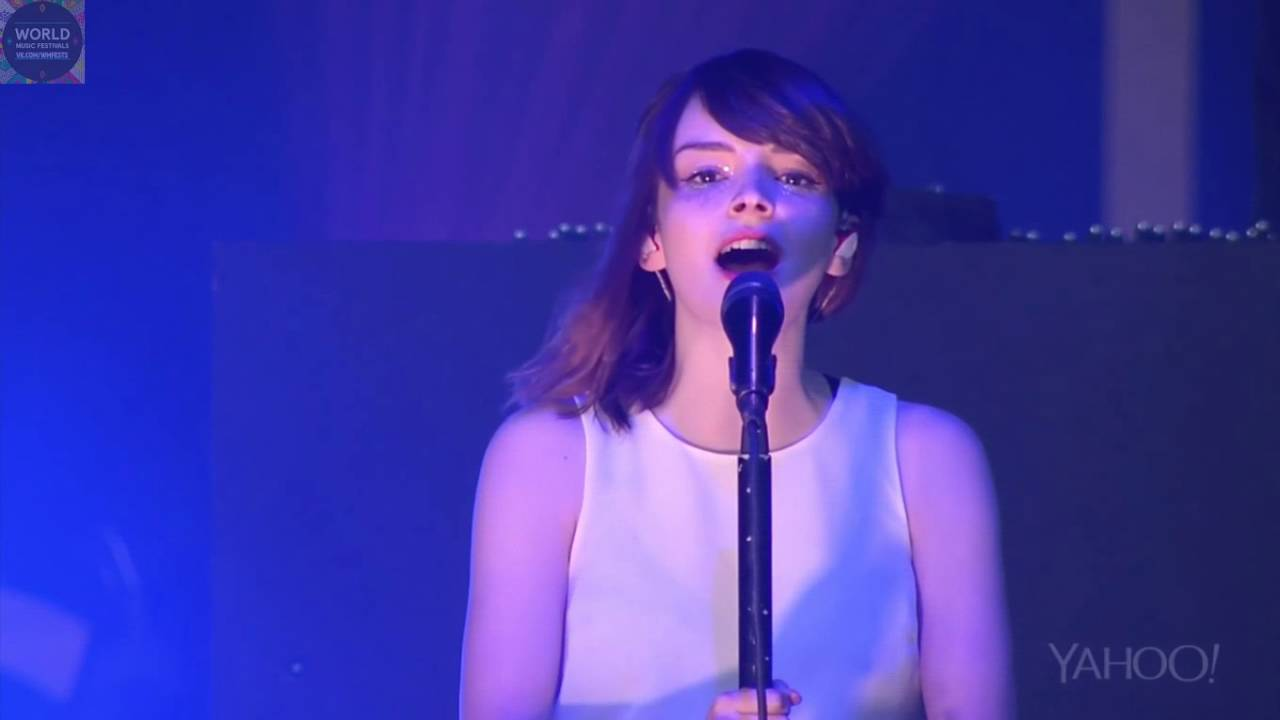 Death Cab For Cutie - Brothers on a Hotel Bed feat. Lauren Mayberry - Firefly Festival 2016 HD ...