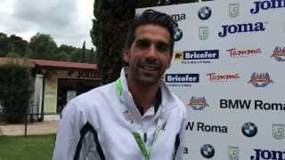 Bfd Energy Challenger: Intervista post match a Giulio di Meo