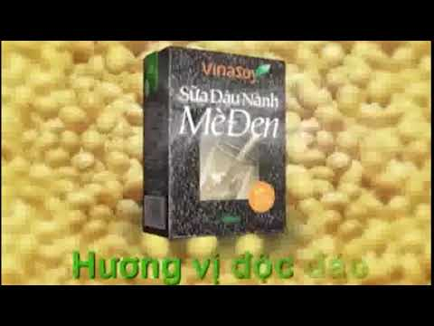 TVC Quảng cáo sữa đậu nành mè đen Vinasoy – Giọng đọc quảng cáo Xuân Liên 0898689076