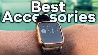 BEST Must Have Apple Watch Accessories & Bands!