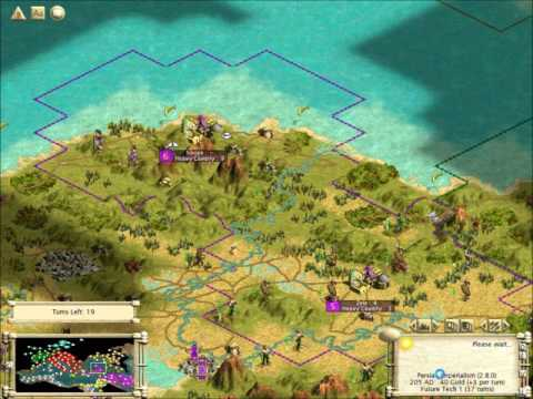 Civ III: Rise of Rome: Episode 7 Part 2: The News