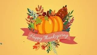 Happy Thanksgiving From Residents at The Glebe Senior Living Community | Roanoke, VA