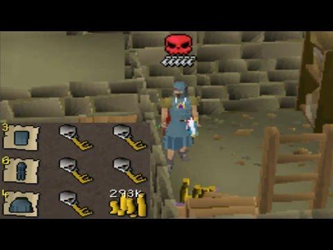 Pking People Buying Rune Armour in Nardah