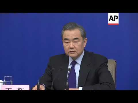 China FM dismissive of reports US, Japan, India, Aus joint Indian-Pacific strategy