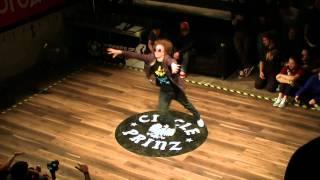 Circle Prinz Poland 2011 Intro + Judges Showcase feat. Bboy Born, Kleju & Futo