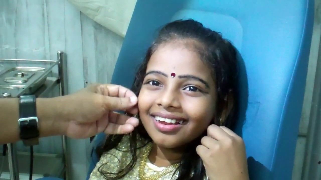 This Cute Darling 9 Year Old Little Girl Is Having Recurrent Sore Throat- Dr Paulose FRCS