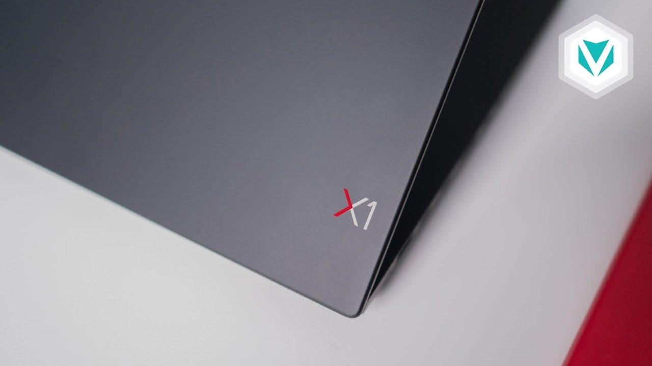 ThinkPad X1 Extreme: Laptop toàn diện nhất 2018 !!?