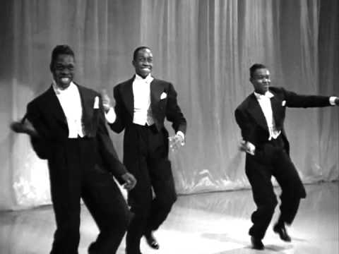 Berry Brothers - Fascinating Rythm in the film Lady Be Good (1941) - YouTube